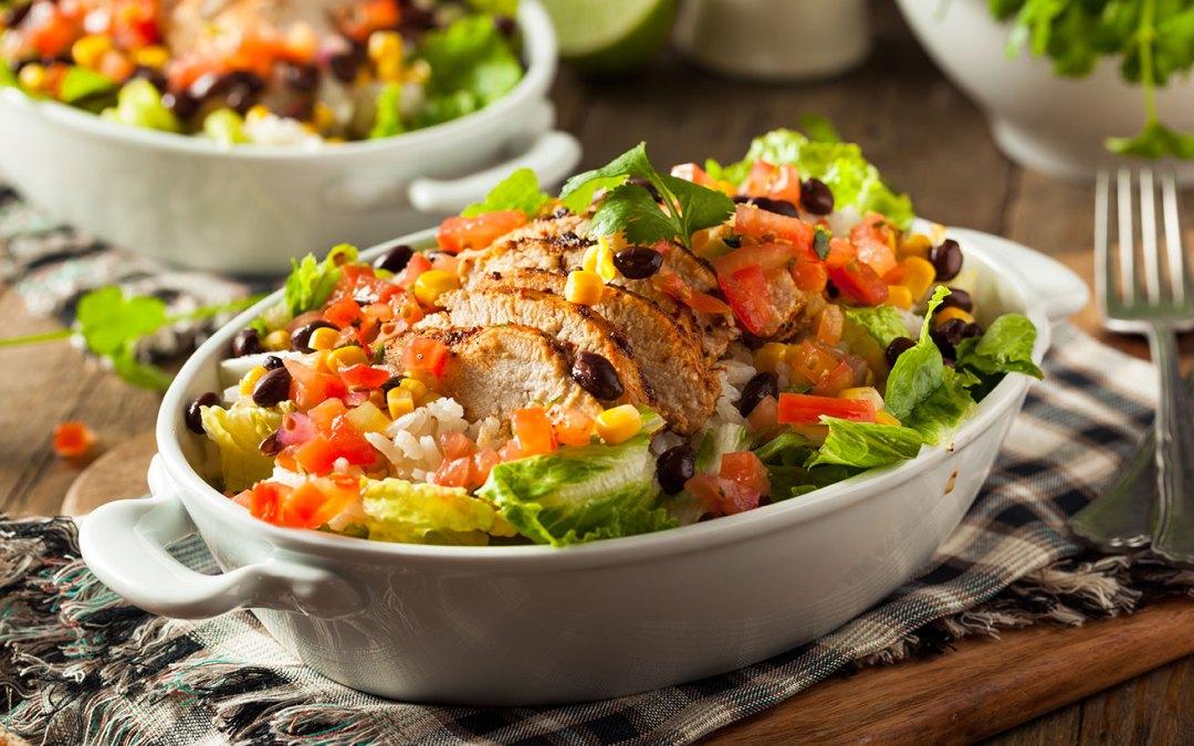 Turkey Confetti Barley Salad
