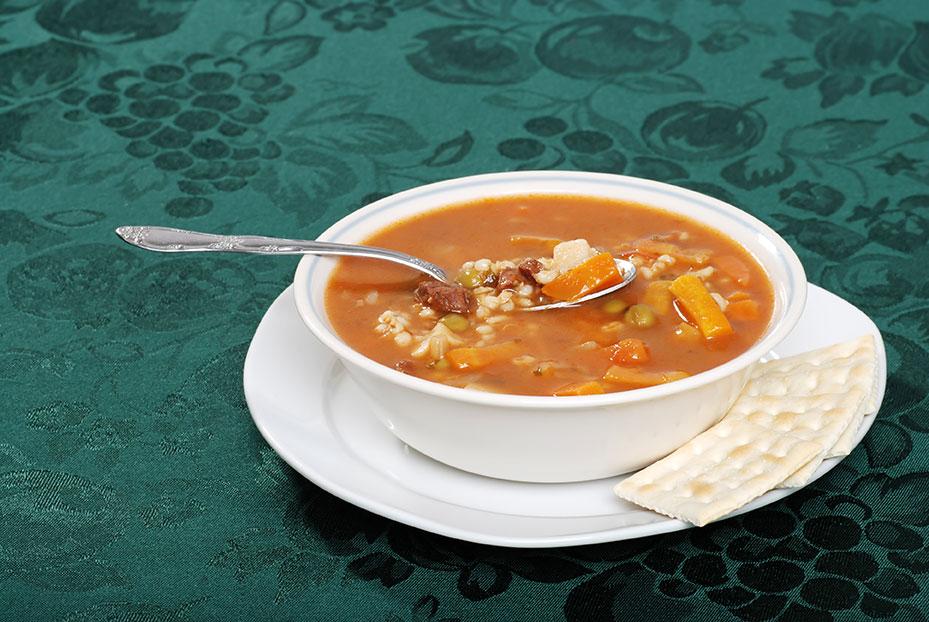 Bavarian Barley Stew