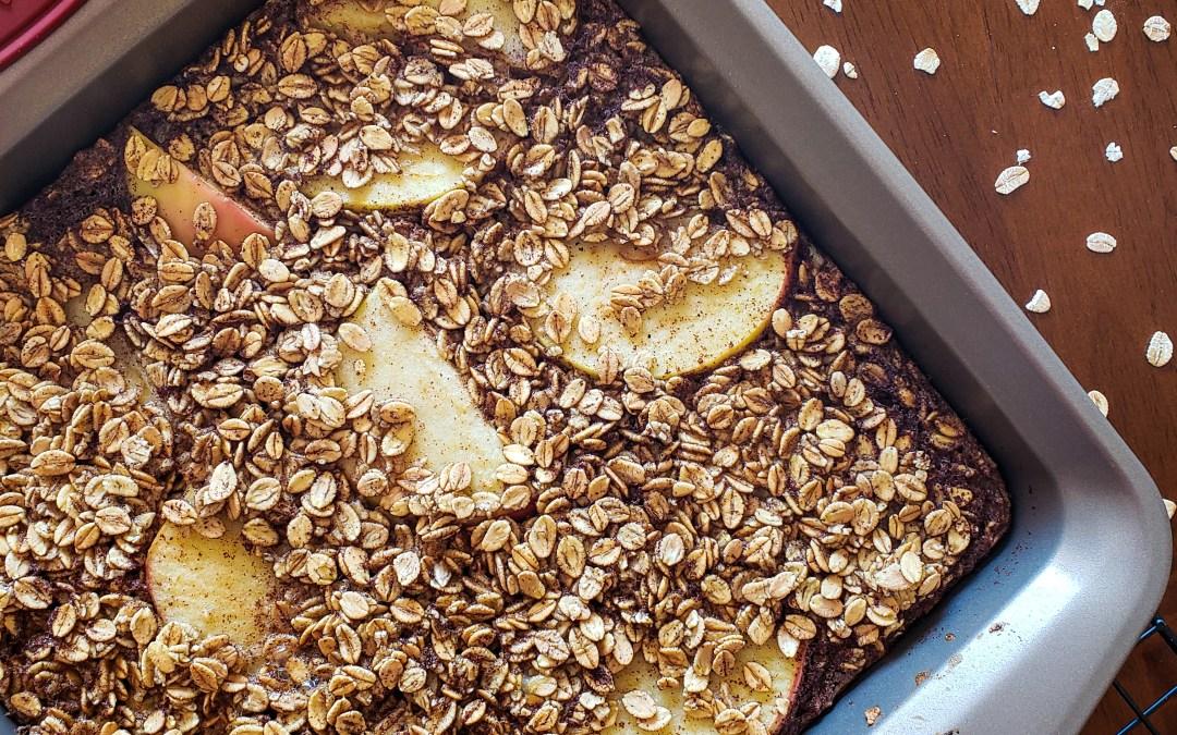 Barley Flake Bake