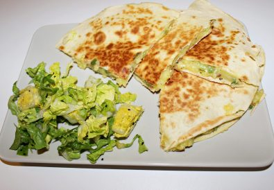 Vegane Quesadillas