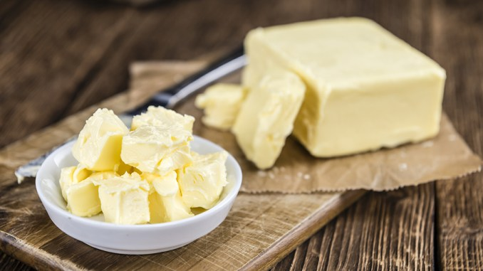The Natural Benefits Of Grass Fed Butter