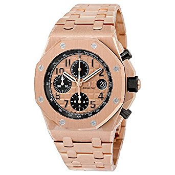 Mens Watches Audemars Piguet Royal Oak Offshore Chronograph 42mm Rose Gold 26470or.oo.1000or.01