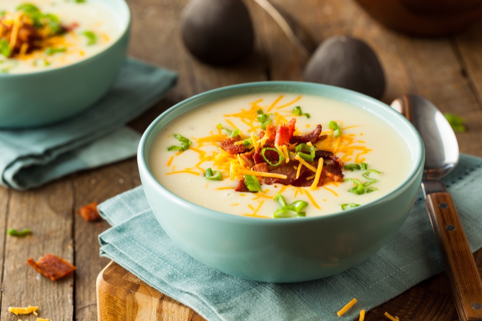 Baked Potato Soup
