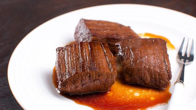 Sumptuous Bone Broth Beef Tips