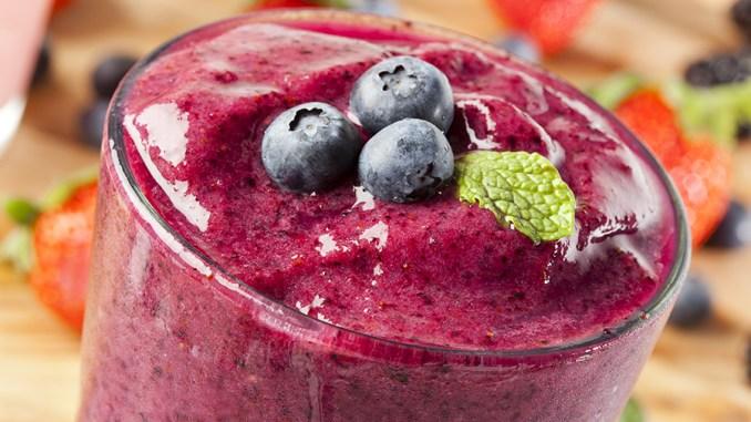 Super Fruit Protein Shake