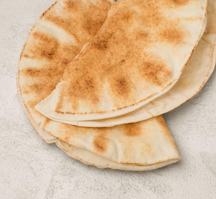 Arabisches Brot