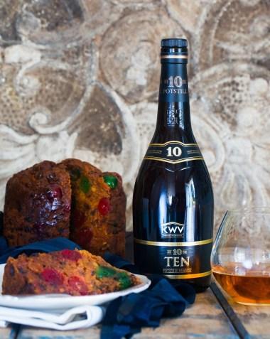 chef mynhardt joubert christmas cake recipe kwv brandy sonia cabano blog lusciouscapetown