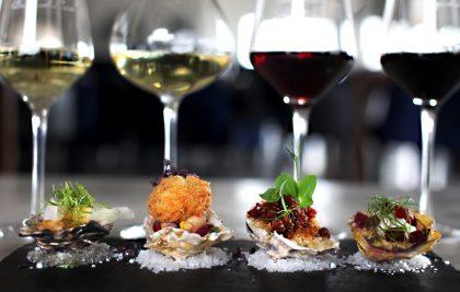 benguela oysters wine