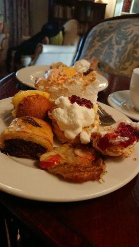 afternoon tea plate treats bartholomeus klip sonia cabano blog eatdrinkcapetown