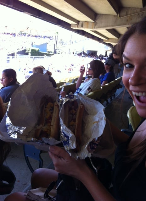 Fun at Dodgers Stadium for the non-sports fan! - eatdrinkla