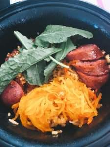 Pork Longganisa from Rice Bar on EatDrinkLA.com