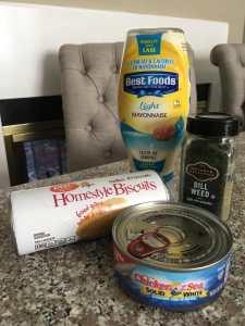 tuna pocket ingredients EatDrinkLA