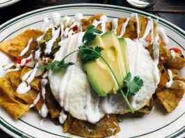 Chilaquiles EatDrinkLA