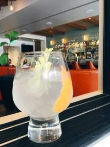SOCA Gin & Tonic EatDrinkLA