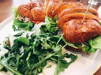Tuna Salad Sandwich EatDrinkLA