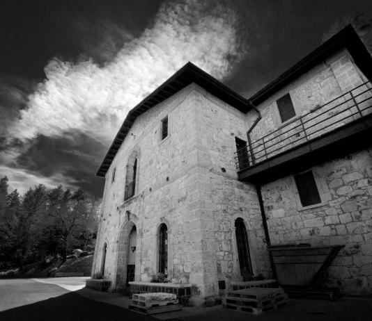 Goost winery spooky