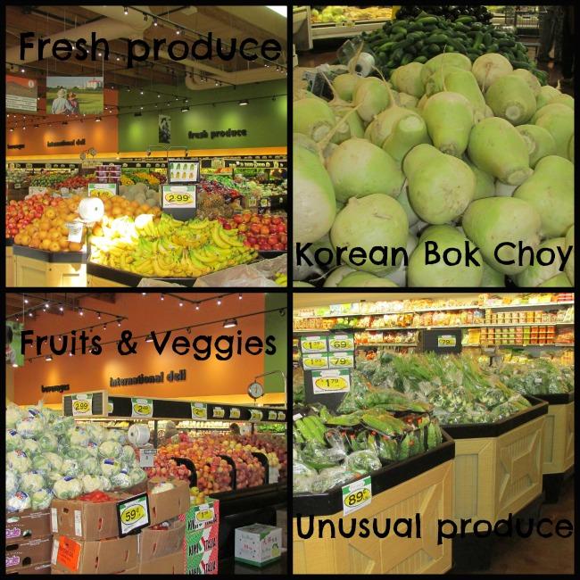 Farm Direct Fresh produce