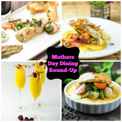 Mother's Day Dining Round-up
