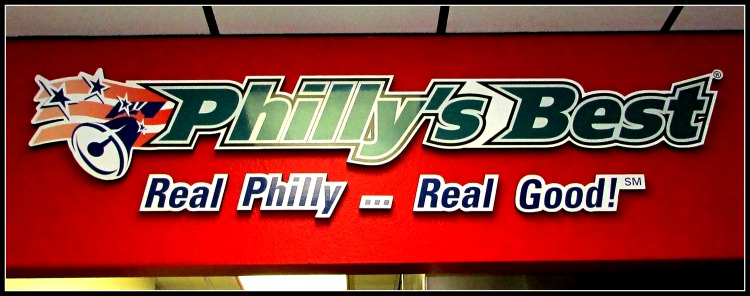 Philly's Best Sign