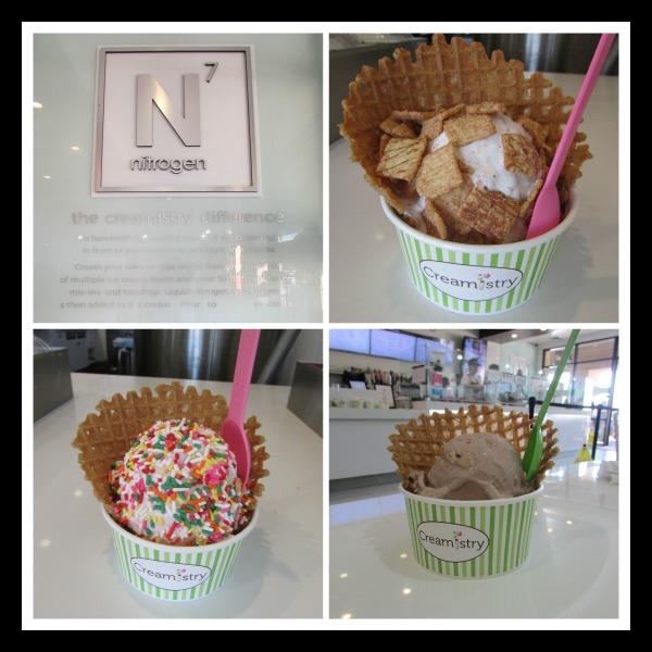 Creamistry Ice Cream