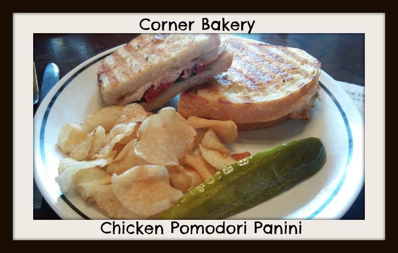 Chicken Pomodori Panini