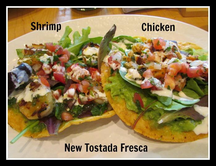 Rubio's Tostada Fresca