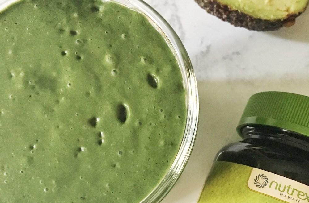 Health Goals, Spirulina+ A Green Smoothie Recipe