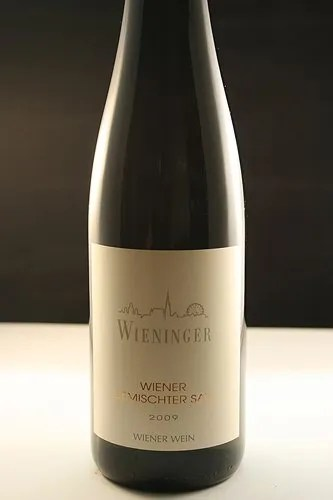Wieninger Wiener Gemischter Satz 2008