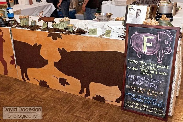 Farmstead / La Laiterie's menu