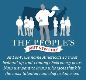 Food & Wine The People's Best New Chef 2012