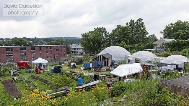 New Urban Farmers Pawtucket location