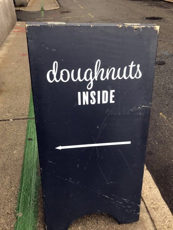 Knead Doughnuts, photos by George Evans Marley