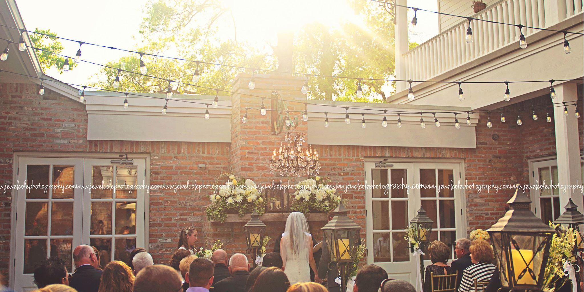 Beaumont Wedding Venue The Laurels Eat Drink SETX