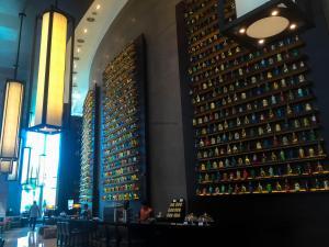 Hotel Review JW Marriott Marquis Dubai: Lobby Lounge 1