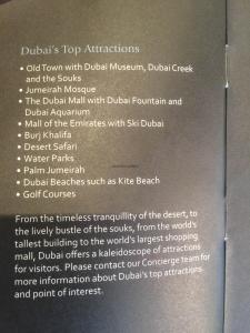 Hotel Review JW Marriott Marquis Dubai: info card 5