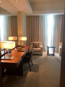 Hotel Review JW Marriott Marquis Dubai: Bedroom 2