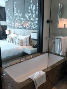 Steigenberger Hotel Dubai Review_bathroom 2