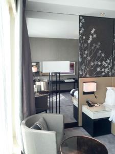 Steigenberger Hotel Dubai Review_bedroom 5