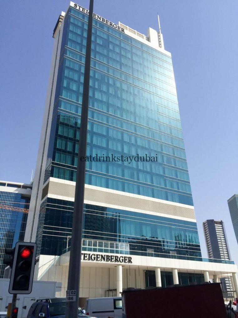 Steigenberger Hotel Dubai Review_external 1