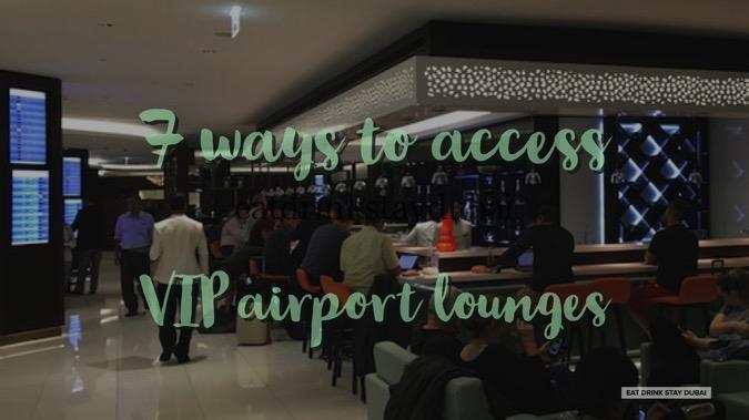 VIP airport lounges - Etihad Premium Lounge AUH