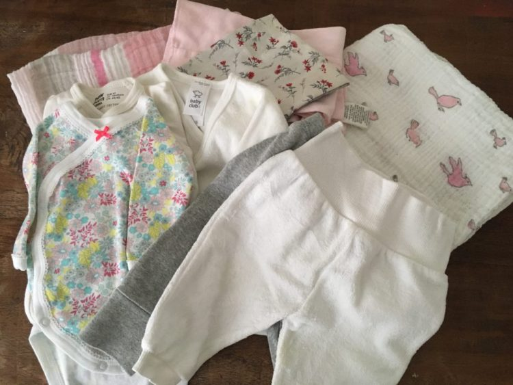 newborn must-haves items