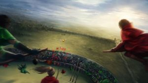 Quidditch hp 1