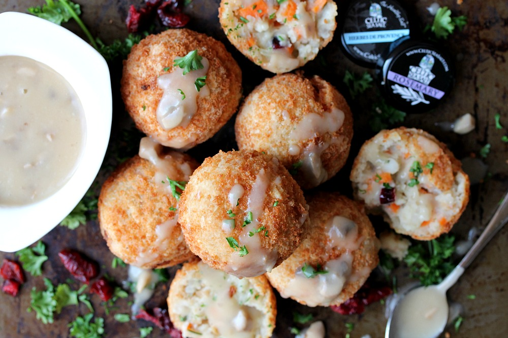 Vegan Holiday Croquettes