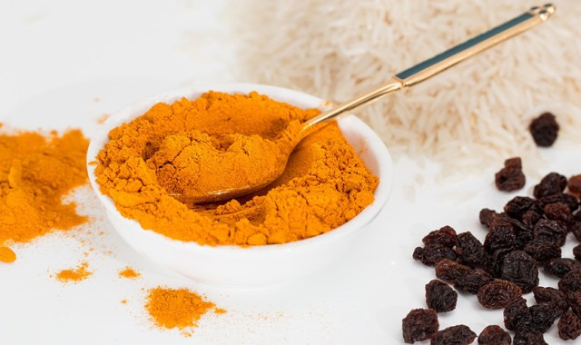 turmeric the spice with strong healing power