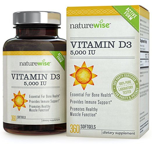Vitamind D3 eat fit live long