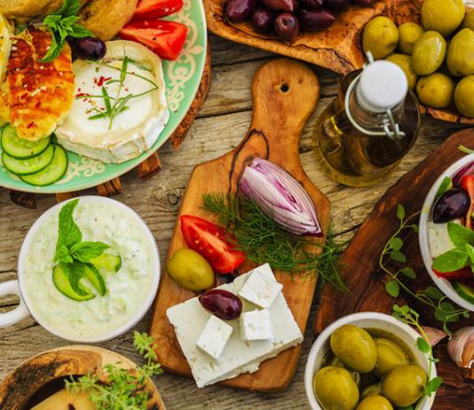 why mediterranean diet so good
