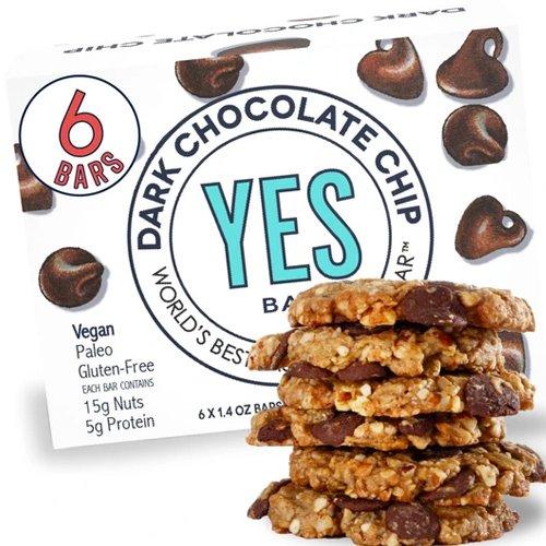 Vegan Peleo Chocolate Chip Cookie Bars