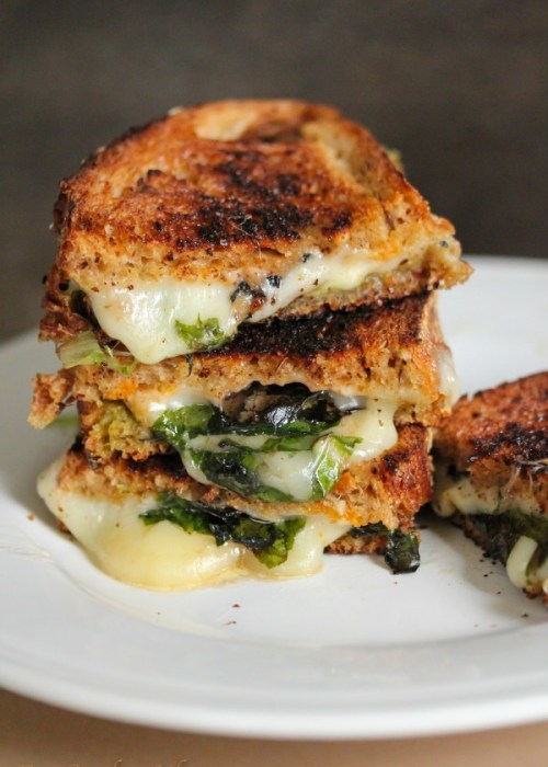 Grilled cheese sandwich from eatgood4life.com