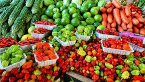 Fruits & Veggies For Eating Clean