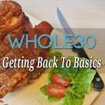 Whole30 Eating Plan